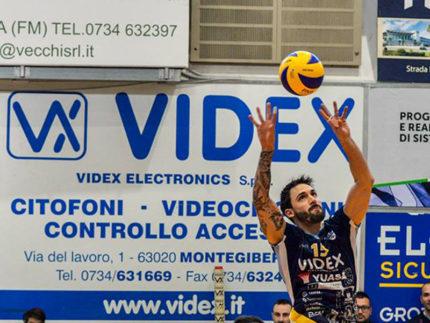 Manuele Marchiani - M&G Videx Grottazzolina