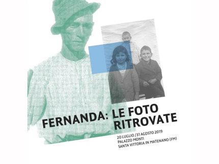 Fernanda: le foto ritrovate
