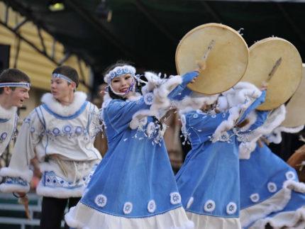 Festival Internazionale del Folklore a Ortezzano