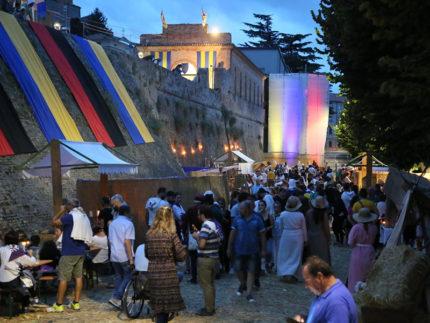 Manifestazioni legate alla Cavalcata dell'Assunta di Fermo