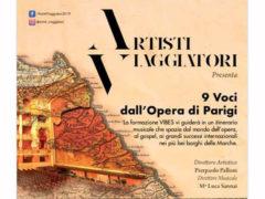 Artisti Viaggiatori: 9 voci dell'Opéra de Paris