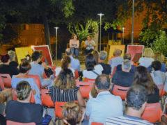 Parco Bartolucci a Sant'Elpidio a Mare ha ospitato Chiara Moscardelli