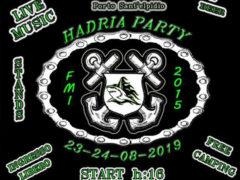 Hadria Party a Porto Sant'Elpidio