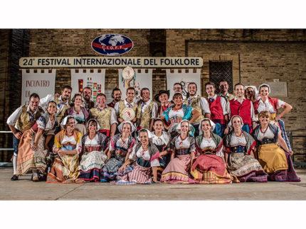 Li Pistacoppi - gruppo folkloristico di Macerata
