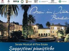 Archi in Villa Baruchello - Suggestioni pianistiche