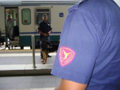 Controlli della Polizia Ferroviaria