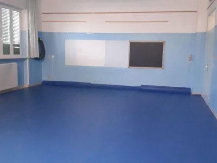 Palestra scuola primaria Lido di Fermo