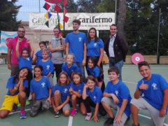 Contrada Pila, vincitrice Palio dei Bambini 2019 di Fermo