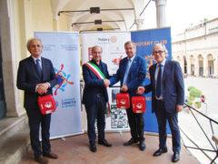Defibrillatori donati da Rotary a Comune di Fermo