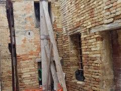 Situazioni di degrado in centro a Montegranaro