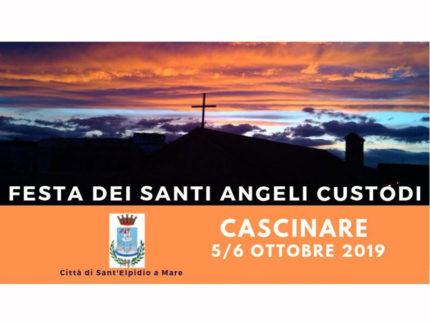 Festa Santi Angeli Custodi a Cascinare di Sant'Elpidio a Mare