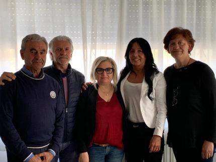 Marcozzi e rappresentanza gruppi comunali FI Falerone e Magliano