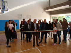 Inaugurazione palestra ex-Cops a Fermo