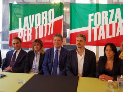 Esponenti marchigiani di Forza Italia