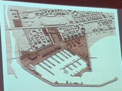 Presentazione piano rilancio per l'area portuale di Porto San Giorgio