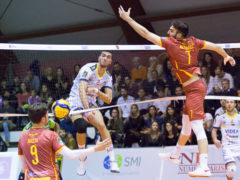 Roma Volley Club - M&G Videx Grottazzolina - foto gentilmente concesse da Andrea Maddaluno (Ufficio Comunicazione Roma Volley Club)