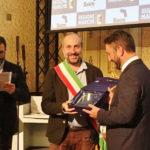 Sindaco Calcinaro a Roma per premio Svim