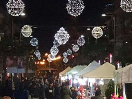 Mercatino natalizio a Porto Sant'Elpidio