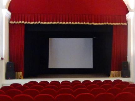 Teatro Nuovo a Capodarco di Fermo