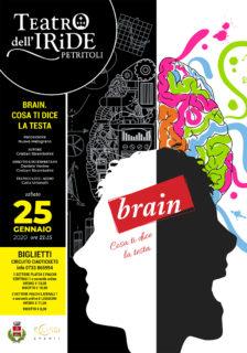 Brain_Cosa ti dice la testa a Petritoli - locandina
