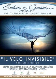 Il Velo Invisibile - locandina