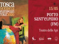 Concerto di Tosca in programma a Porto Sant'Elpidio