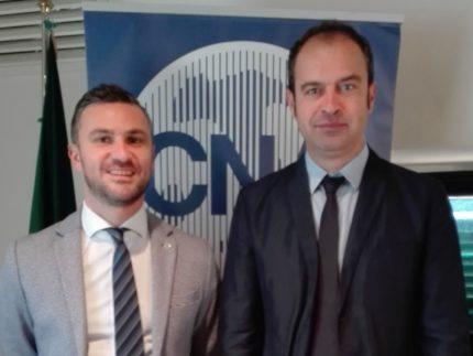 Alessandro Migliore e Paolo Silenzi