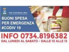 Buoni spesa a Sant'Elpidio a Mare