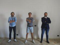 Alessio Pignotti, Marco Ascenzi e Alessio Terrenzi