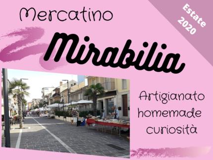 """Mercatino """"Mirabilia"""" a Porto Sant'Elpidio"""