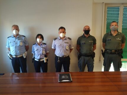 Operazione anti-bracconaggio condotta dalla Polizia Provinciale di Fermo