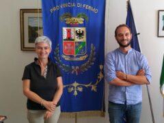 Fabio Massimo Conti e Moira Canigola