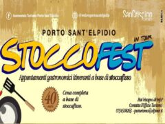 Locandina dello Stoccofest 2020