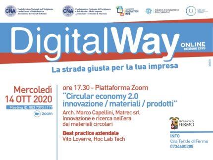 Webinar sulla digitalizzazione promosso da CNA Fermo