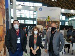 Partecipazione dell'amministrazione comunale di Porto Sant'Elpidio alla fiera TTG Travel Experience