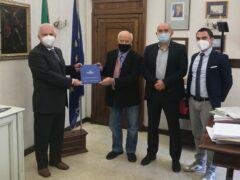 Delegazione di Confartigianato ricevuta dal prefetto di Macerata