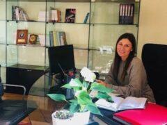 Katia Marilungo presidente dell'ordine degli psicolog