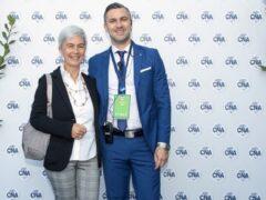 Moira Canigola e Alessandro Migliore