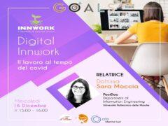 Seminario virtuale sul Digital Innwork
