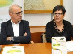 Fabrizio Cesetti e Anna Casini