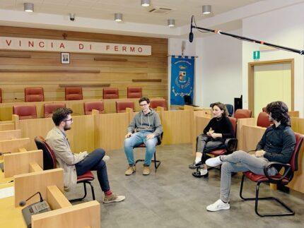 Intervista a Gianluca Santoni