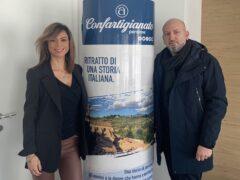 Eleonora D'Angelantonio e Daniele Zucchini