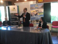 Stefano Aguzzi a Porto Sant'Elpidio