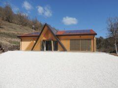 Nuova sede del Parco Nazionale dei Monti Sibillini