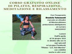 Corso di attività fisica in programma a Monterubbiano