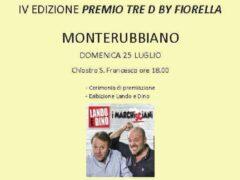 """Premio """"Tre D by Fiorella"""" a Monterubbiano"""