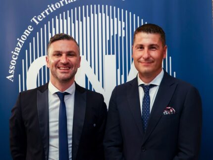 Alessandro Migliore ed Emiliano Tomassini