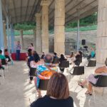 Letture presso l'area archeologica di Monte Rinaldo