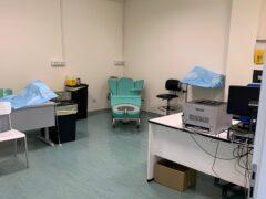 Centro vaccinale di Amandola