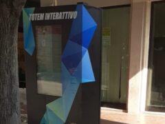 Totem interattivo installato a Sant'Elpidio a Mare
